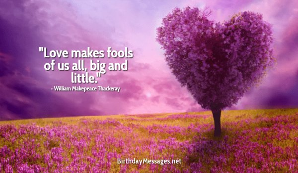 Inspirational Quotes - Postcards with Inspirational William M. Thackeray Quotes