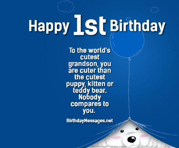 happy st birthday wishes as sweet as the birthday boy or girl