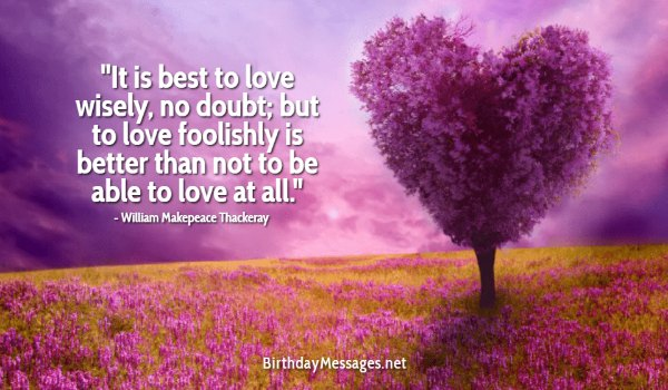 Inspirational Quotes - Images with Inspirational William M. Thackeray Quotes