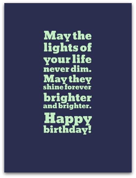 Sentimental Birthday Toasts - Birthday Messages