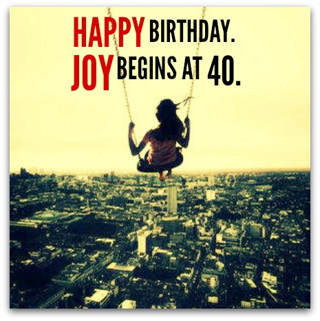 40th Birthday Wishes Birthday Messages for 40 Year Olds – 40th Birthday Sayings for Cards