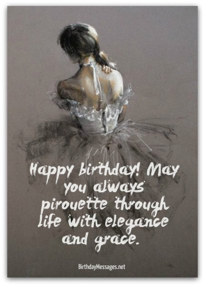 Inspirational Birthday Wishes - Inspirational Birthday Messages