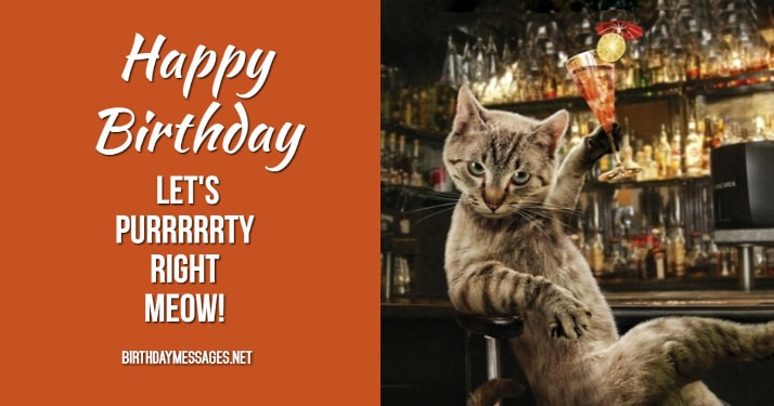 Funny Birthday Wishes - Funny Birthday Messages