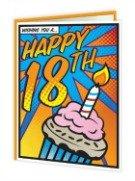 18th Birthday Cards