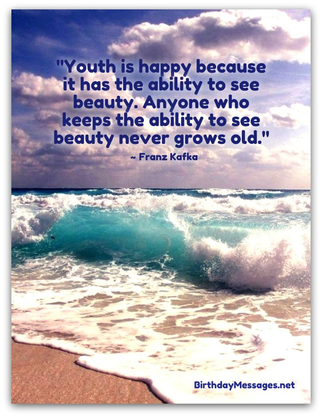 Inspirational Birthday Quotes: Famous Birthday Messages