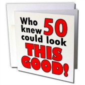 50th Birthday Cards