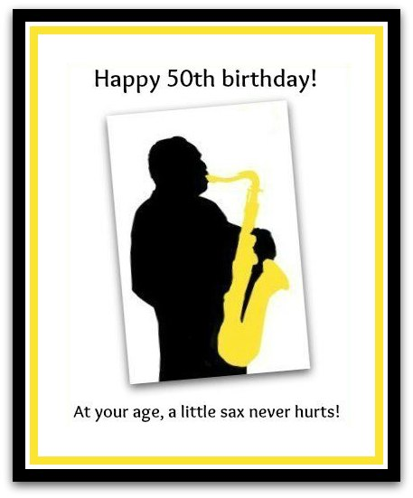 50th Birthday Wishes Birthday Messages for 50 Year Olds – 50 Year Old Birthday Card