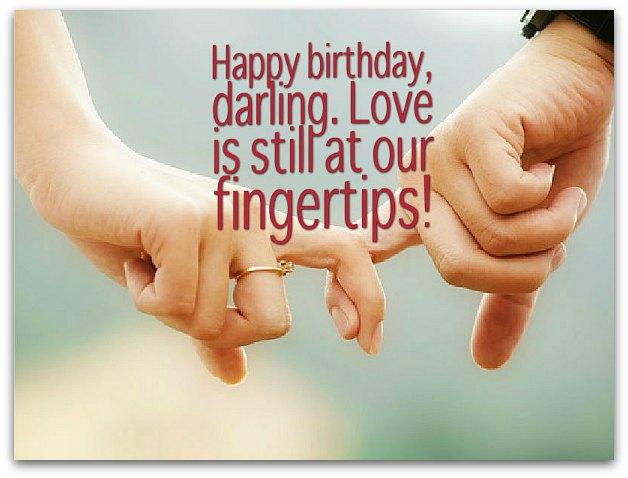 Romantic Birthday Wishes - Birthday Messages
