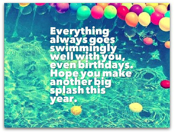 Clever Birthday Wishes: Clever Birthday Messages