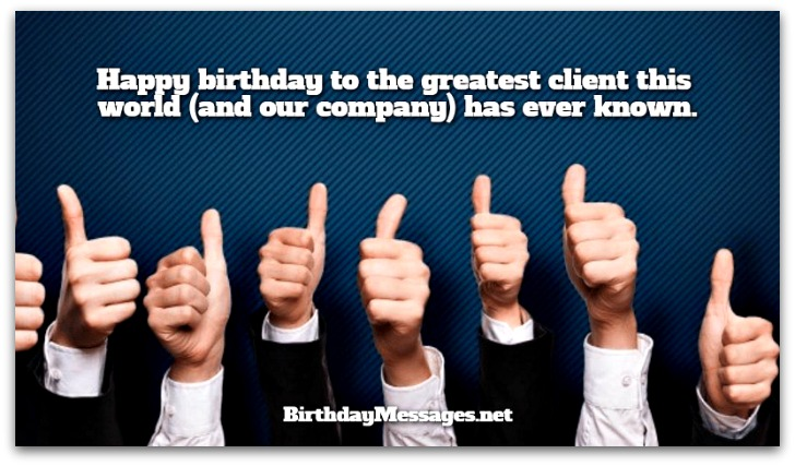 Client Birthday Wishes: Birthday Messages for Clients