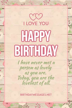Girlfriend Birthday Wishes Quotes Romantic Birthday Messages
