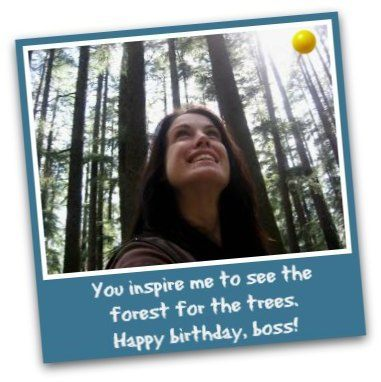 Birthday Messages for Bosses - Happy Birthday, Boss!