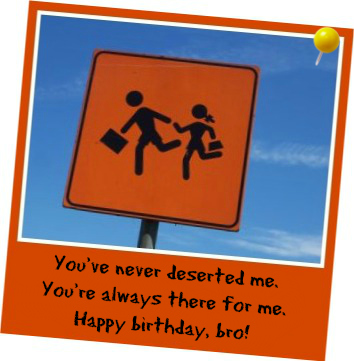 Brother Birthday Wishes - Birthday Messages for Brothers