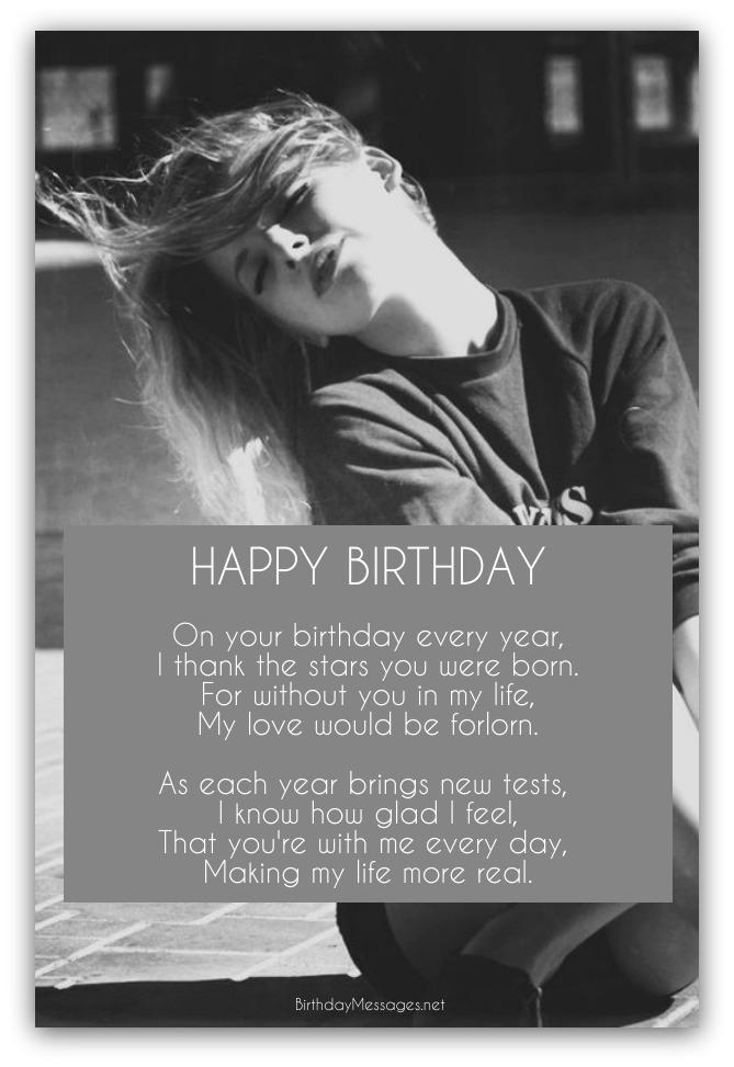 Cool Birthday Poems Cool Poems for Birthdays – Cool Birthday Greetings