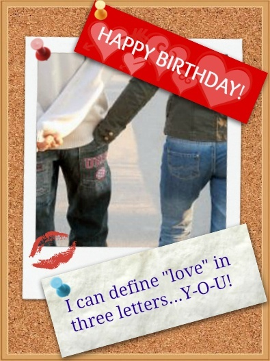 Romantic Birthday Wishes - Birthday Messages for Lovers