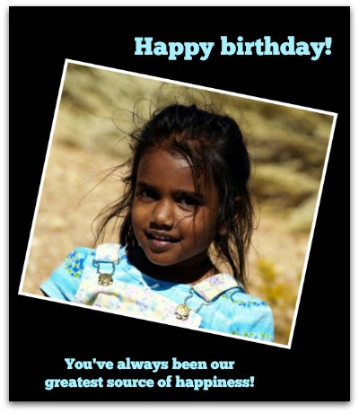 Daughter Birthday Wishes - Birthday Messages