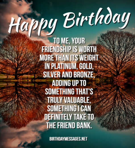 Sensational Birthday Wishes For Friend Happy Birthday Messages For Friends Funny Birthday Cards Online Elaedamsfinfo