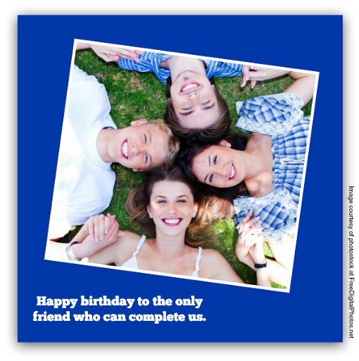 Friend Birthday Wishes - Birthday Messages