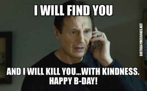 Birthday Memes - Unique, Funny Memes for Birthdays
