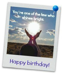 Inspirational Birthday Wishes – Birthday Messages