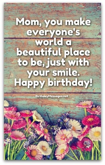 Pleasing Mom Birthday Wishes Birthday Messages Ecards For Mothers Personalised Birthday Cards Paralily Jamesorg