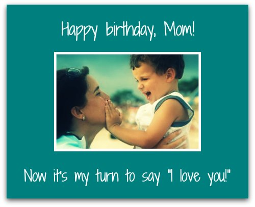 Mom Birthday Wishes - Birthday Messages for Moms