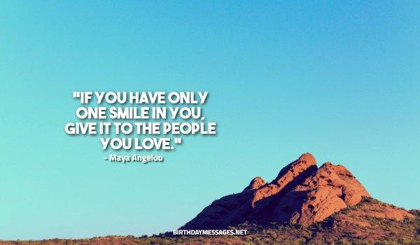 Inspirational Quotes - Inspirational Maya Angelou Quotes