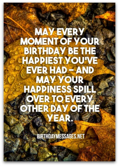 Birthday wishes 6000 of the best birthday messages i only have the best birthday blessings for you today and forever happy birthday m4hsunfo Images