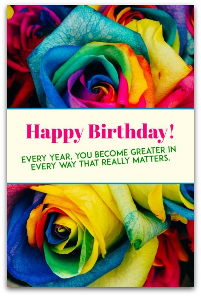 Birthday wishes 6000 of the best birthday messages download free birthday ecard m4hsunfo