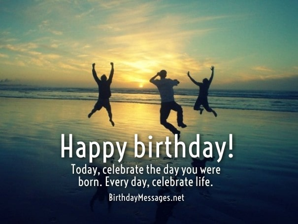Free Birthday Quotes And Images ~ Birthday wishes of the best birthday messages