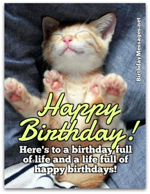 Birthday Wishes 6000 of the Best Birthday Messages – Birthday Greeting Words