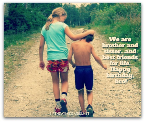 Brother Birthday Wishes Birthday Messages for Brothers – Happy Birthday Greetings to a Brother