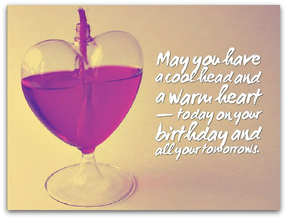 Cute Birthday Toasts - Birthday Messages