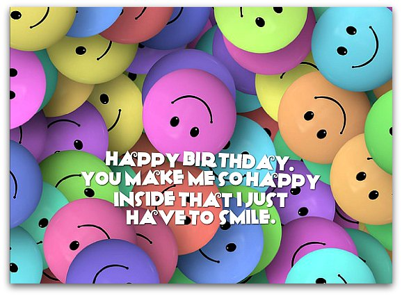 Cute Birthday Wishes - Cute Birthday Messages
