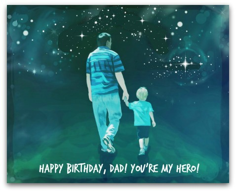 Dad Birthday Messages - Birthday Wishes for Dads