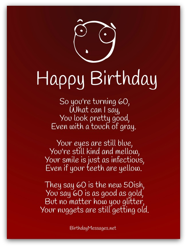 Funny birthday poems page 2 download birthday postcard bookmarktalkfo Images