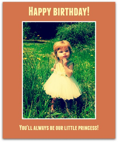 Birthday Messages for Granddaughters