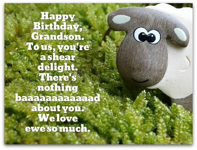 Grandson birthday wishes page 2 grandson birthday messages m4hsunfo