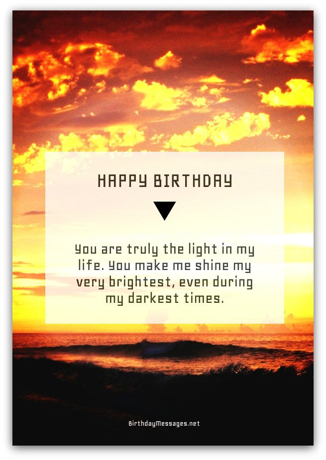 Birthday Wishes Inspirational Images ~ Inspirational birthday wishes page