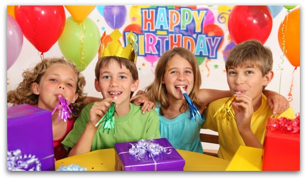 Kids Birthday Parties: Secrets to the Best Party Ever