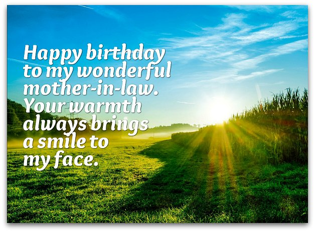 In law birthday wishes birthday messages for in laws download birthday postcard m4hsunfo