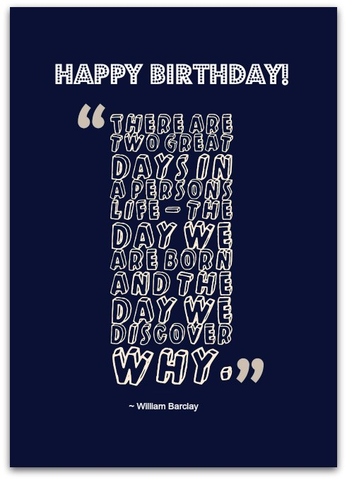 Birthday Quotes - Birthday Messages