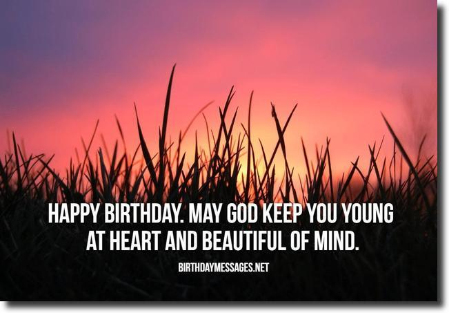 Religious birthday wishes 60 religious birthday messages happy birthday may god lighten your load and give you joy thecheapjerseys Choice Image