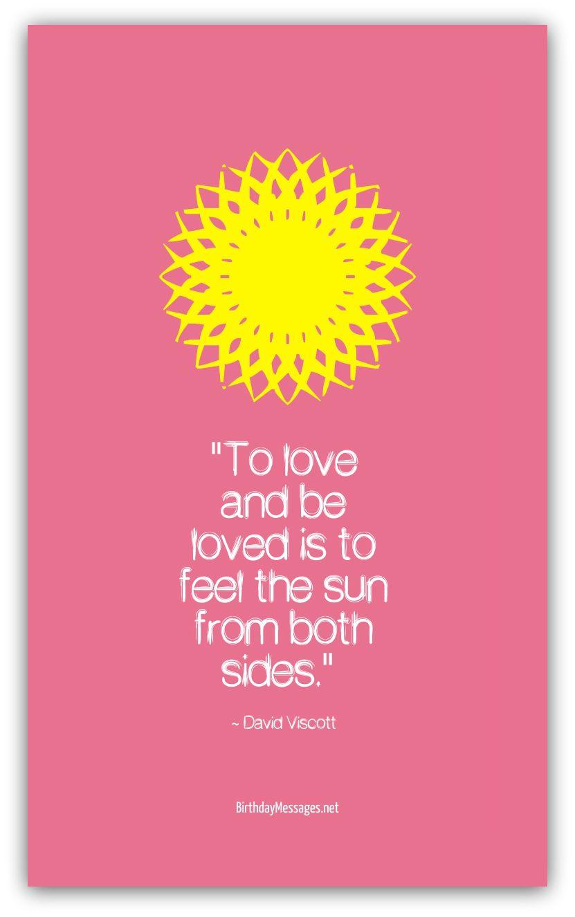 Romantic Birthday Quotes - Romantic Quotes for Birthdays