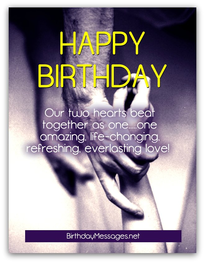 Romantic birthday wishes page 3 download birthday postcard m4hsunfo