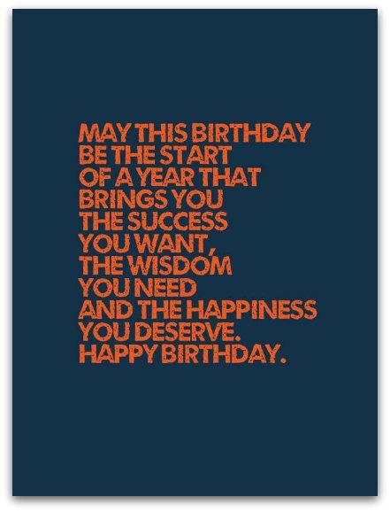 Sentimental Birthday Toasts Birthday Messages – Emotional Birthday Cards