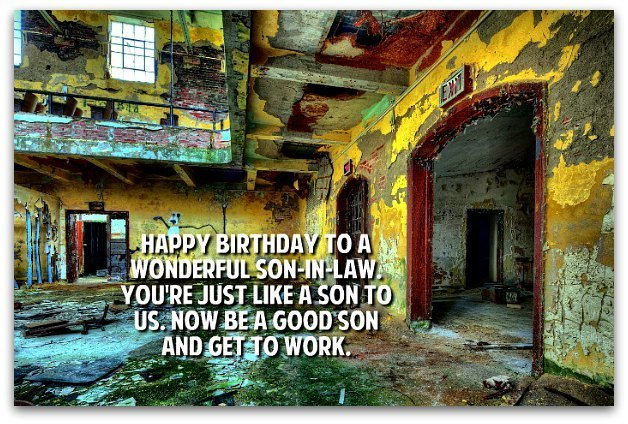 Son-in-law Birthday Wishes - Birthday Messages for a Son-in-law