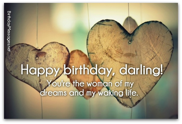 Wife Birthday Wishes - Birthday Messages for Wives
