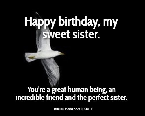 Birthday Images - eCards with Sister Birthday Wishes