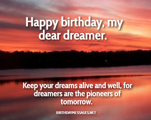 Birthday Images - eCards with Inspirational Birthday Wishes